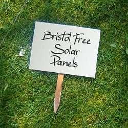 bristol free solar panels
