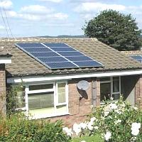 council solar panels