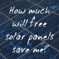 how much will solar cut my bills by