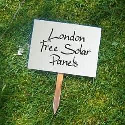 london free solar panels