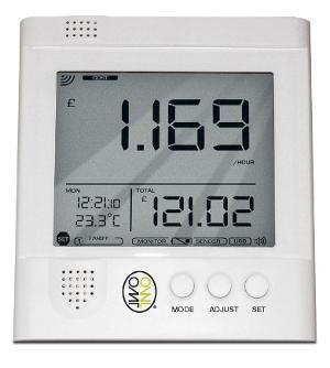 OWL CM160 budget solar energy monitor