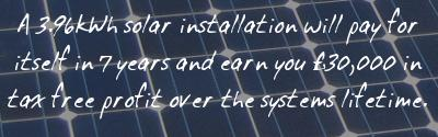 payback period for solar