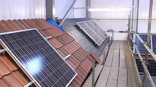 Uk Based Solar Training To Offer Solar Panel Installation