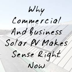 solar pv for businesses