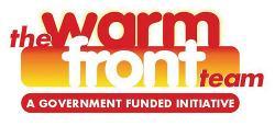 warm front boiler grants
